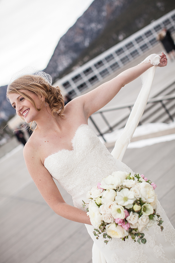 Air Force Academy Chapel Wedding