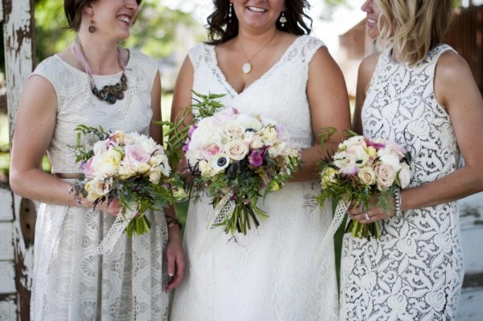 Lauren+Tim Colorado Country Wedding