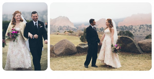 Garden of the Gods Wedding 7