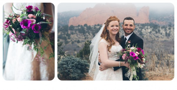 Garden of the Gods Wedding 8