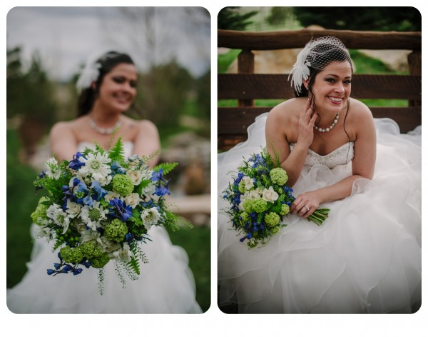 Jen Spruce Mountain Wedding 1