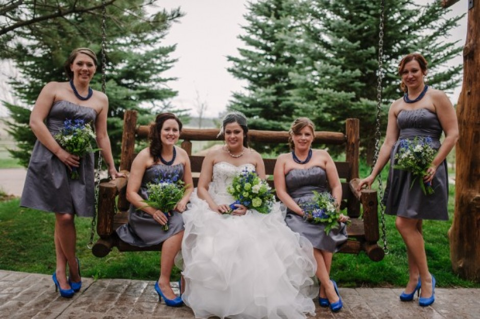 Jen+Brad Spruce Mountain Ranch Wedding