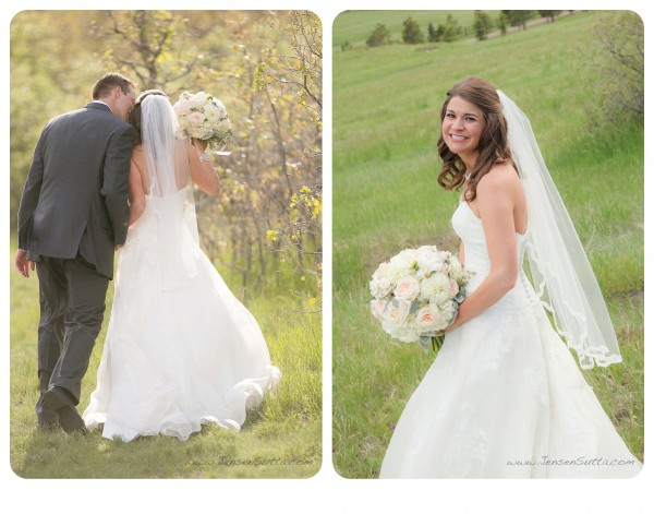 Molly Spruce Mountain Ranch Wedding 1