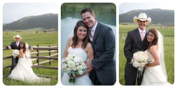 Molly Spruce Mountain Ranch Wedding 6