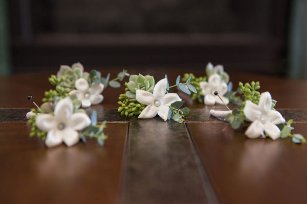 Twigs and Posies Colorado Springs wedding florist wedding flowers boutonniere