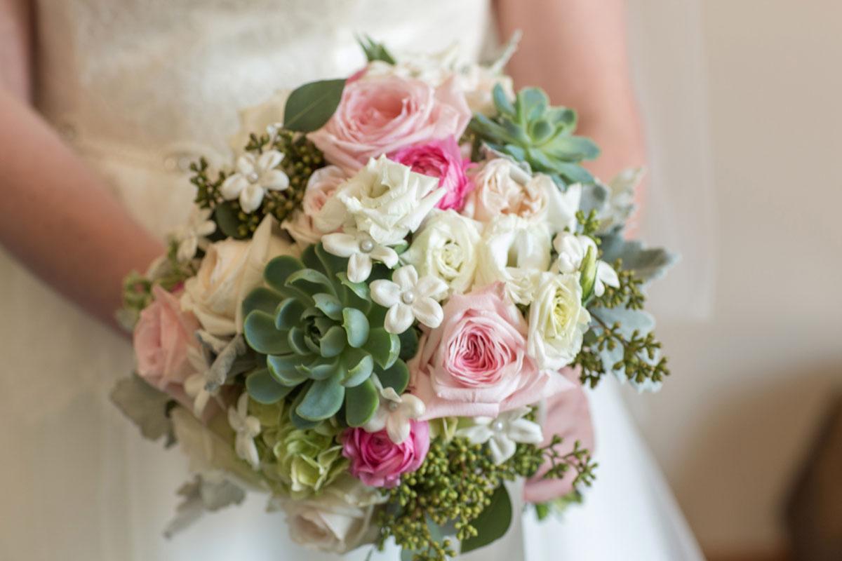 Rustic springtime wedding flowers twigs posies izmirmasajfo