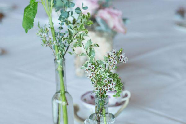 Twigs and Posies Colorado Springs wedding florist wedding flowers centerpiece