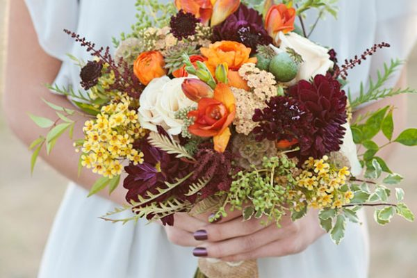 Twigs and Posies Colorado Springs wedding florist wedding flowers bouquet