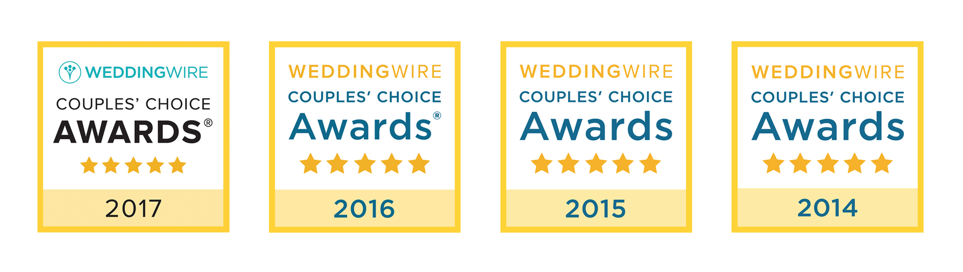 Twigs & Posies Floral Studio Wedding Wire couples choice award