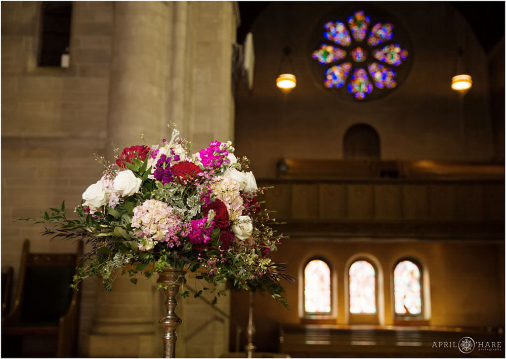 Shove Chapel Wedding Kristin Kevin Twigs Posies
